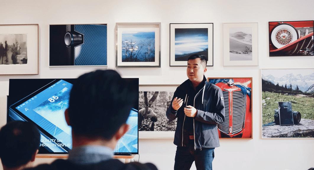 ¿Qué es la Galería de Diseños?