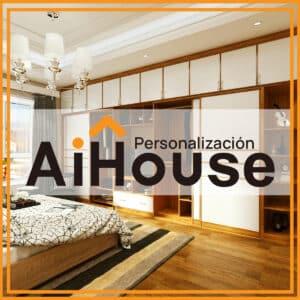 Personalización de la plataforma AiHouse