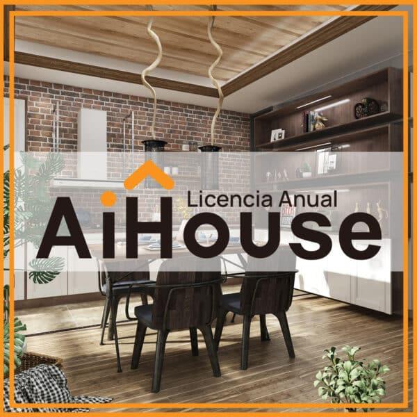 Licencia anual AiHouse