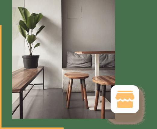 Ventajas para decoradores de interior