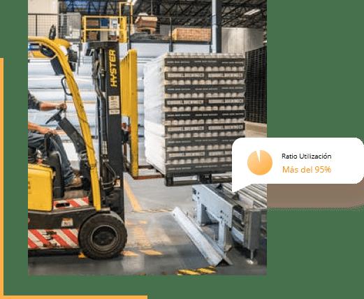 Ahorro de material al fabricante a traves de la optimización