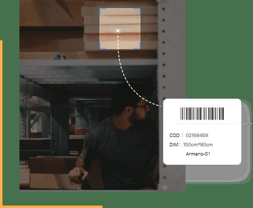 Código de barras para el seguimiento de la producción
