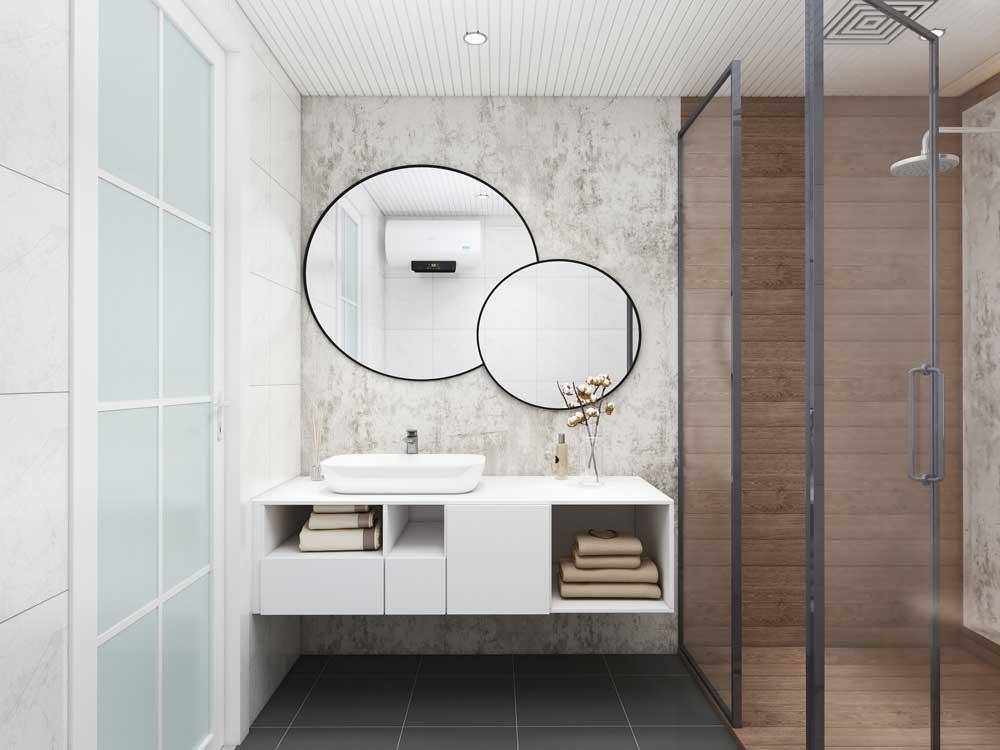 Software decoración baños con AiHouse
