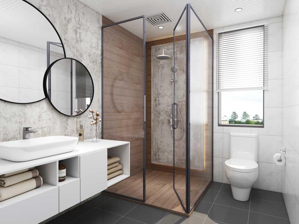 Programa decoración baños con AiHouse
