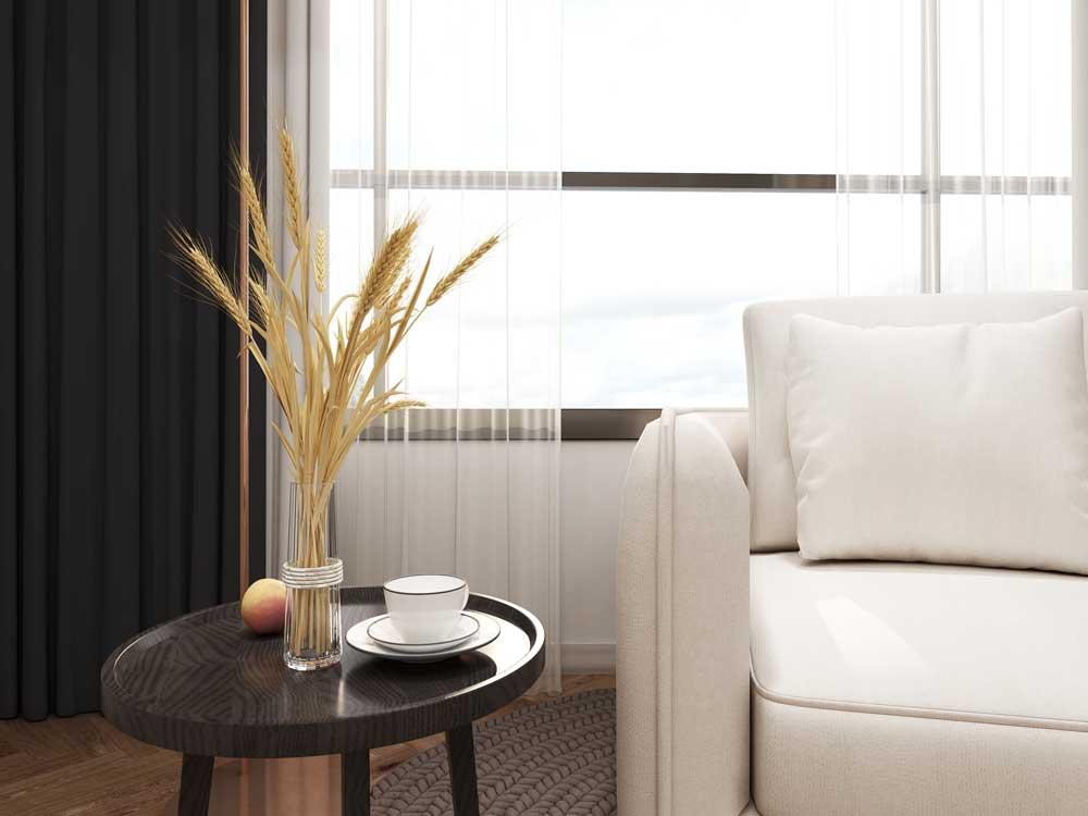 Programa decoración salón creado con AiHouse