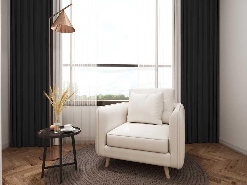 Software decoración salón creado con AiHouse