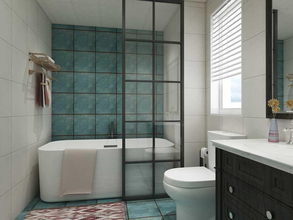 Programa alicatar baños con AiHouse