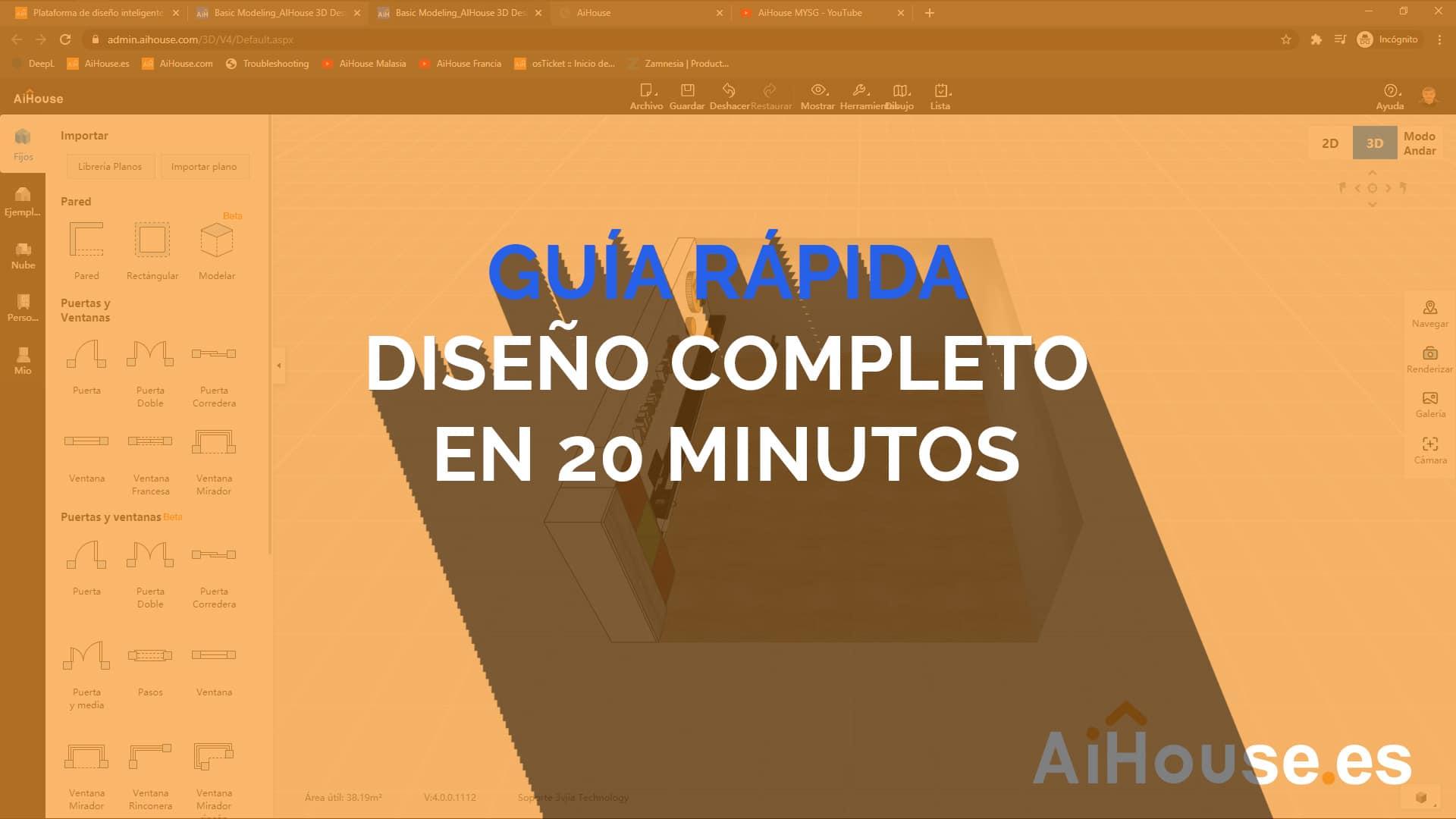 En este momento estás viendo Video – Diseño Completo en 20 minutos.