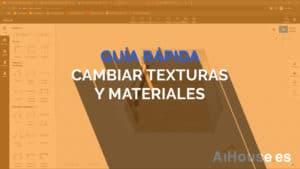Video – Cambiar Texturas y Materiales