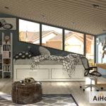Como diseñar un dormitorio juvenil de Muebles Azor