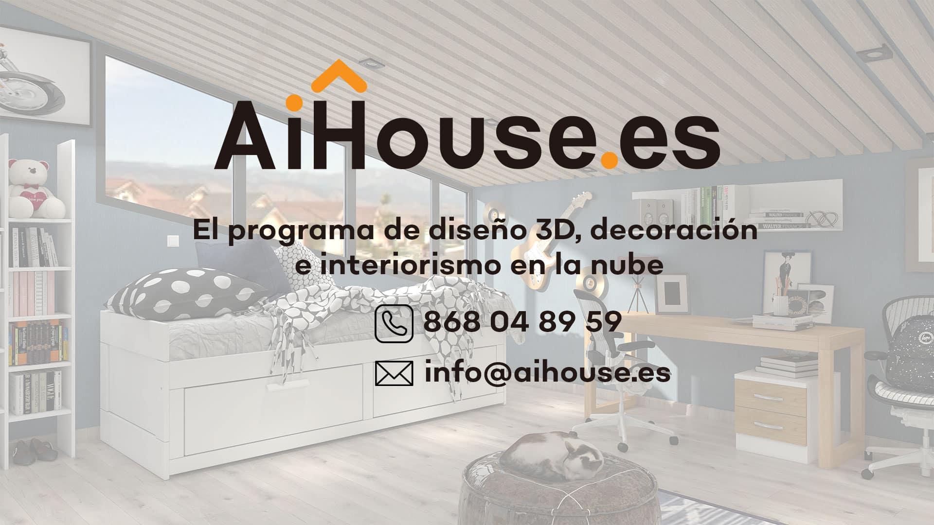 AiHouse el programa para diseñar casas