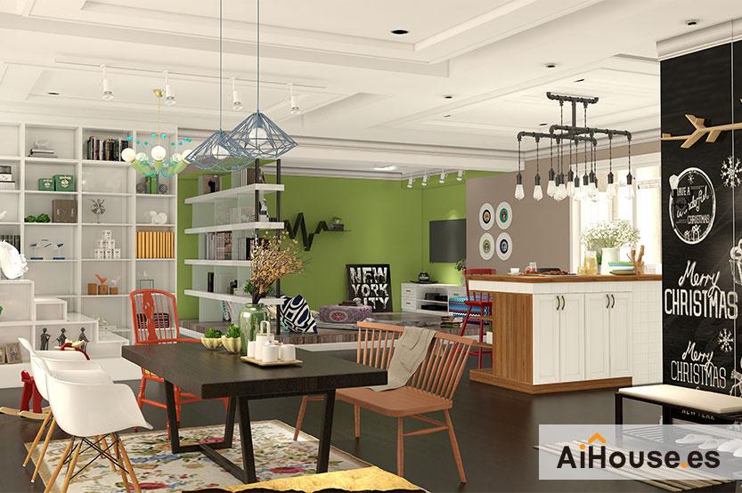 Ganadores Concurso de diseños AiHouse - Primer Premio