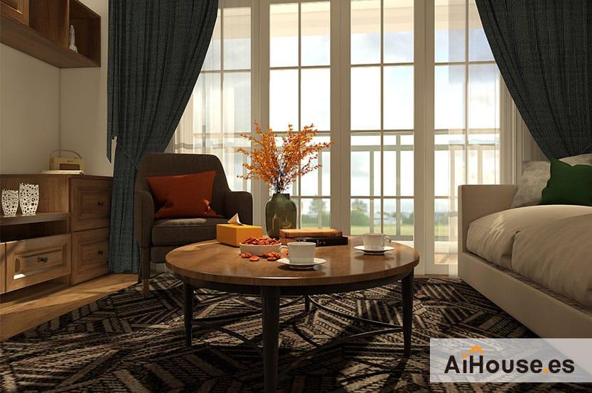 Ganadores Concurso de diseños AiHouse - Tercer Premio